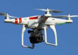 Inspection par drone: est-ce utile en architecture?