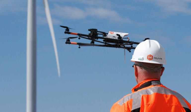 Qui contacter pour des inspections drone?