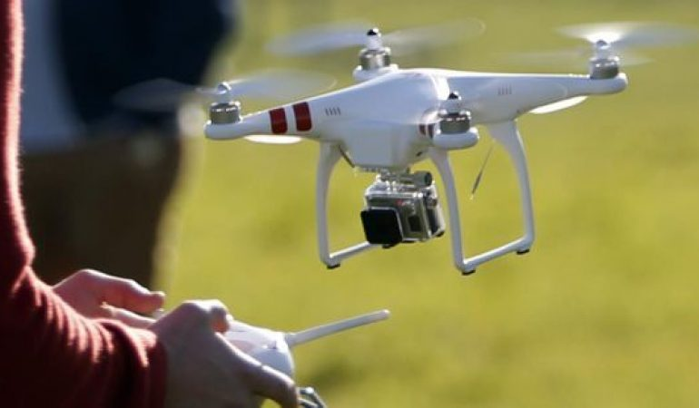 Tout savoir sur l'inspection orthomosaïque par drone